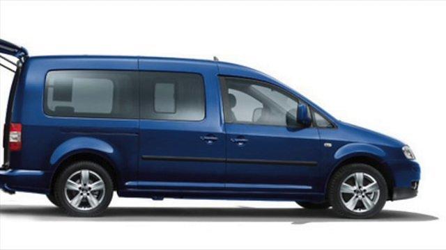 Volkswagen Caddy Maxy - Baumarkt