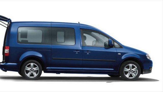 Volkswagen Caddy Maxy - Nasoprol