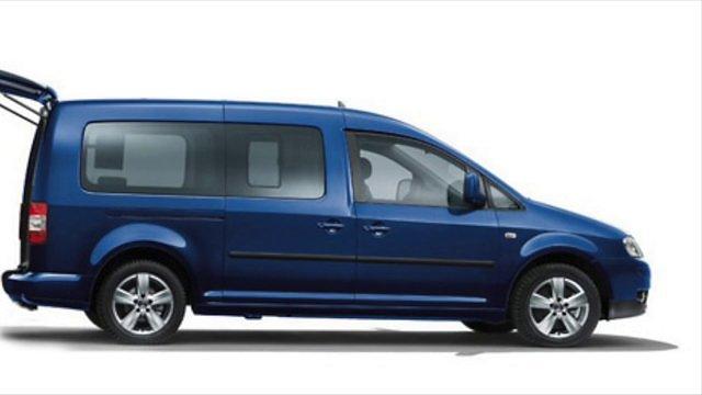 Volkswagen Caddy Maxy - Kino